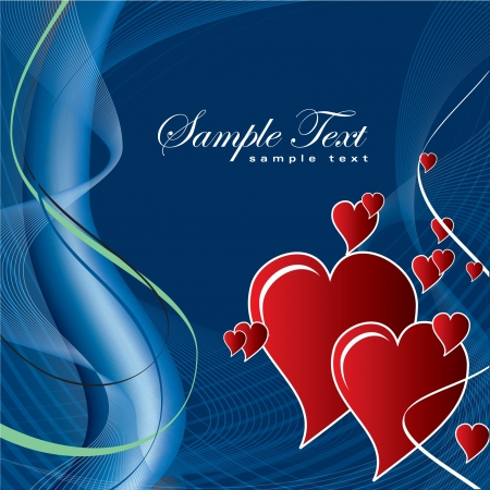 Valentines Day Background   Stock Vector - 17622998