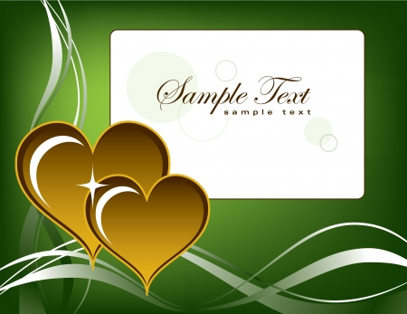 Valentines Day Background Stock Vector - 17619380