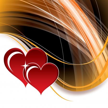 friendship day: Valentines Day Background