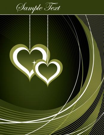 Valentine Hearts Stock Vector - 17746491