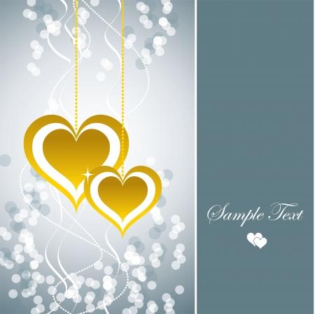 gray: Valentine Hearts