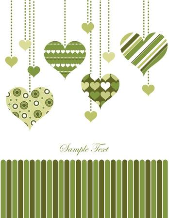 Valentine Hearts  Stock Vector - 17746415