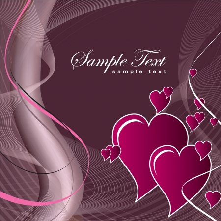 Valentines Day Background Stock Vector - 17746538