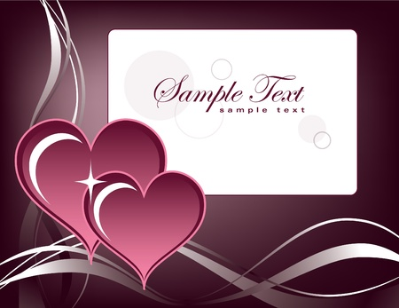 Valentines Day Background Stock Vector - 17746453