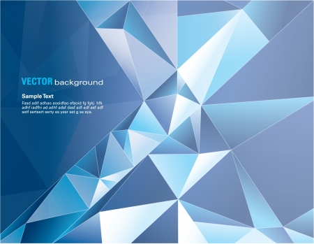 shiny metal background: Vector Background  Abstract Illustration Illustration
