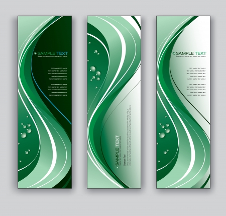 Vector Banners  Abstract Backgrounds  Vector
