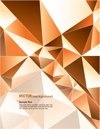 Abstract Vector Achtergrond Eps10