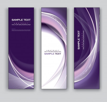 design: Abstract Banners  Backgrounds