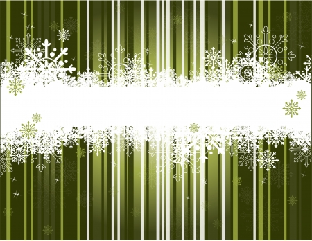 christmastide: Christmas Background  Vector Illustration  Illustration