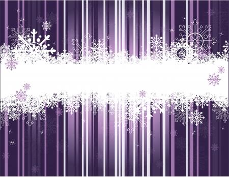 christmastide: Christmas Background  Vector Illustration  Illustration
