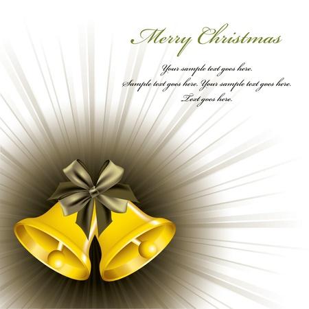 Christmas Background  Vector Illustration Stock Vector - 21678684