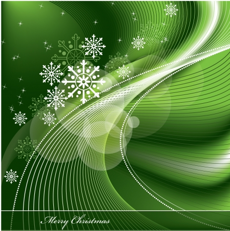 Christmas Background  Vector Illustration  Ilustracja