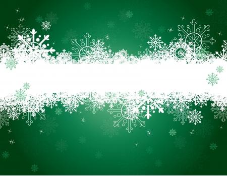 Christmas Background  Vector Illustration  Ilustração
