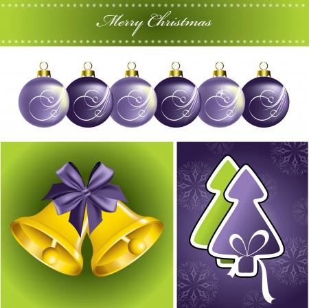 Christmas Background  Design Stock Vector - 22195842
