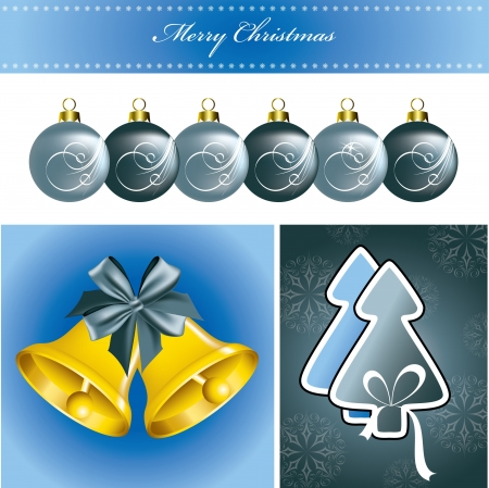 Christmas Background  Design Stock Vector - 22195843