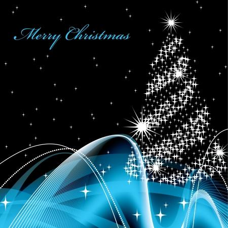 Christmas Background  Design Stock Vector - 22195883