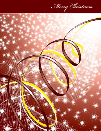 Christmas Background  Design    Illustration