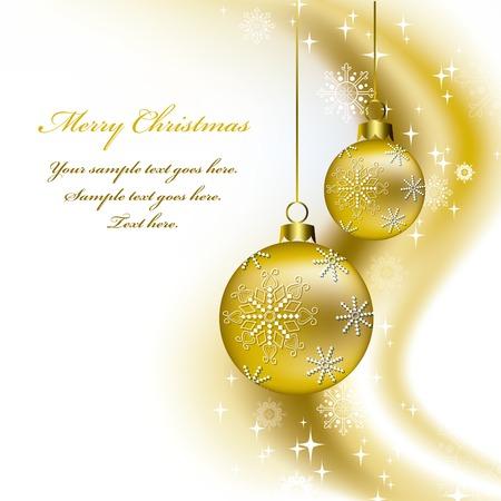 ornamented: Christmas Background  Design