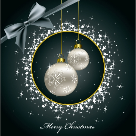 silver: Christmas Background  Design