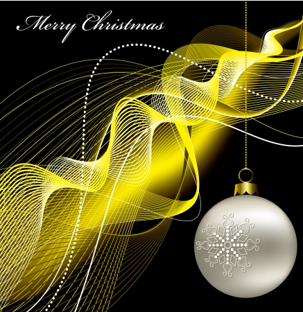 Christmas Background  Design    矢量图像