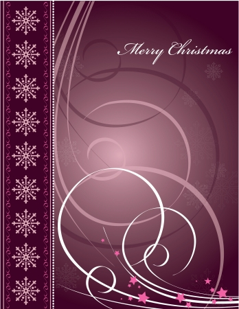 Christmas Background  Abstract Illustration  向量圖像