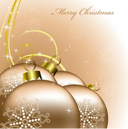 Christmas Background  Abstract Illustration  Stock Illustratie
