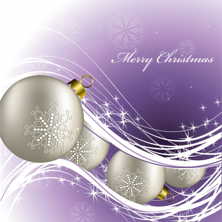 Christmas Background  Abstract Illustration  Illustration