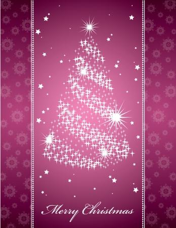 Christmas Background  Abstract Illustration  Illusztráció