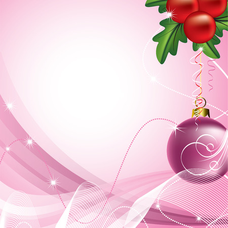 Christmas Background  Abstract Illustration  일러스트