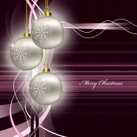 Christmas Background  Vector Design  Eps10  Vector