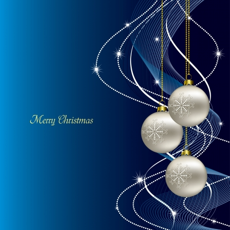 Christmas Background  Abstract Design  Stock Vector - 22896115