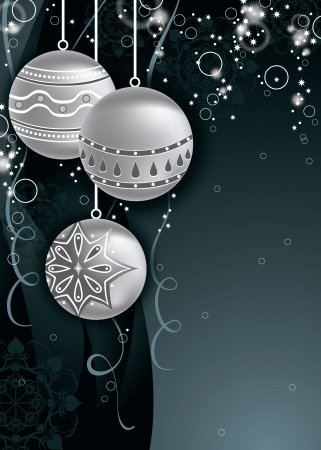 Christmas Background  Abstract Design Stock Vector - 23010956
