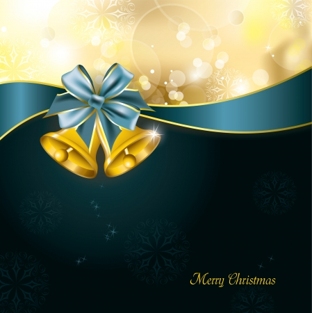 Christmas Background  Abstract Design  Vector