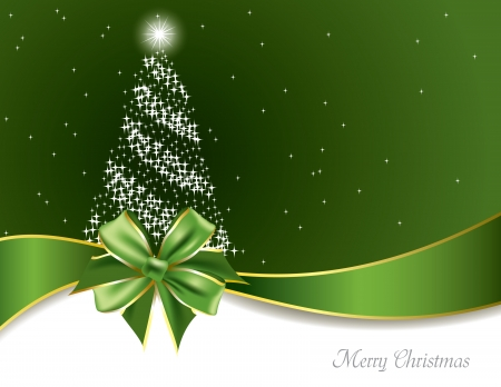 Christmas Background  Abstract Design