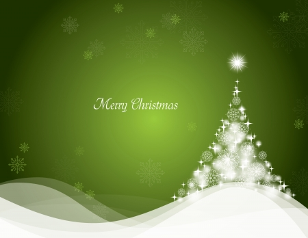 Christmas Background  Vector Design  Vector