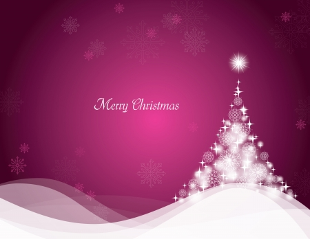 x mas card: Christmas Background  Vector Design