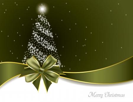 christmas design: Kerst Achtergrond Stock Illustratie