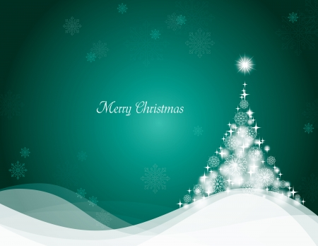 traditional silver wallpaper: Christmas Background    Illustration