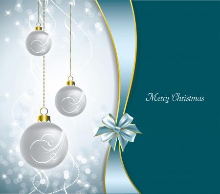 Antecedentes de Navidad ilustración vectorial Foto de archivo - 23670609