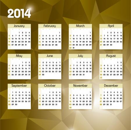jammed: 2014 Calendar