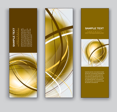 backgrounds: Banners  Vector Backgrounds  Illustration