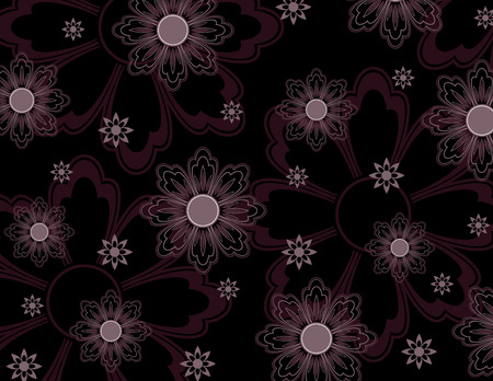 Floral Background Фото со стока - 26243291