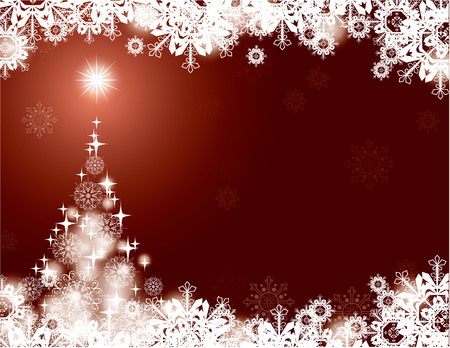Christmas Vector Background. 일러스트