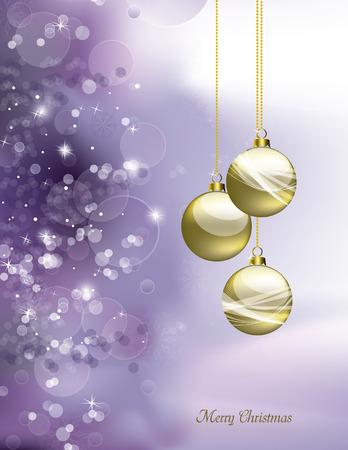 postcard background: Christmas Background.