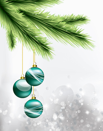 Christmas Background. Greeting Card. Banco de Imagens - 34430049
