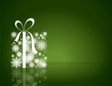Christmas Background. Greeting Card. Vectores