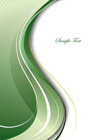 energy conservation: Abstract Vector Background. Illustration
