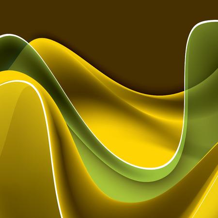 wavy: Abstract Vector Wavy Background. Illustration