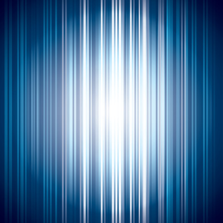 Vector Background with Shiny Stripes. Vector