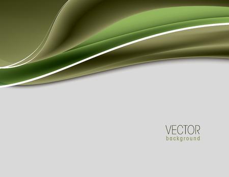 wavy: Colorful Vector Wavy Background.